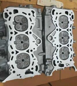 15 17 Ford F150 2 7l Oem Remanufactured Cylinder Head Left right Pair 406 402