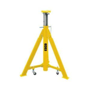 Esco Equipment Jack Stand Jack Stand 1 10 Ton Folding 10493
