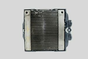 2011 2016 Bmw 535i F10 N55b30 Right Auxiliary Water Cooler Small Radiator