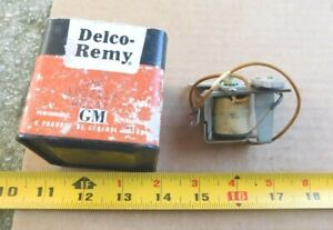 Nos Delco remy Voltage Regulator Relay For Generator Connection New