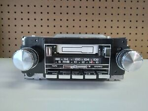 78 87 Chevy Am Fm Delco Radio Cassette For Gm Car Truck Van 16008160
