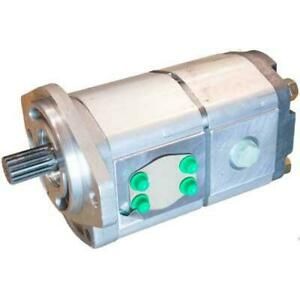 238 7642 Replacement Hydraulic Pump Fits Cat 236b 267 277 Tracked Skid Steer