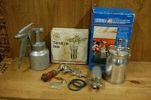 Automotive Spray Gun And Touch Up Gun Lot