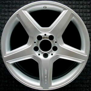 Mercedes benz E Class Painted 18 Inch Oem Wheel 2008 To 2009
