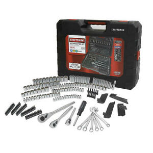 Craftsman New 230 piece Mechanic s Tool Set