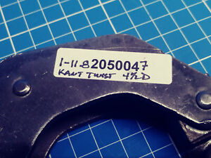 Kant twist No 4 1 2 D T handle Welding Clamp All Good E