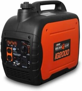 Echo Bearcat Ig2000 Inverter Generator new
