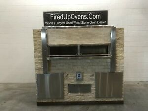 Wood Stone Firedeck 8645 Oven woodstone 100 Financing Available 6102206333