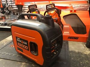 Echo Bearcat Ig2000 Inverter Generator new Open Box