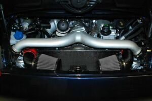 Fabspeed Carbon Fiber Competition Air Intake Fits 2006 2009 Porsche 997 Turbo