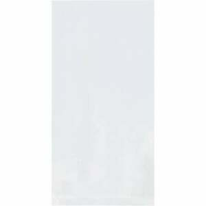 Flat 1 Mil Poly Bags 3 X 8 Clear 1000 case