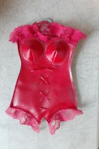 Automobile Accessory Girly Bustier Litter Trash Bag For Your Hot Rod Rat Rod