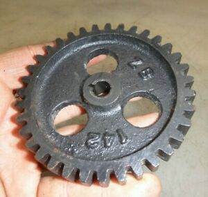 3hp Fairbanks Morse Z Magneto Gear Zb142 For Sumter Mag Old Gas Engine Fm Nice
