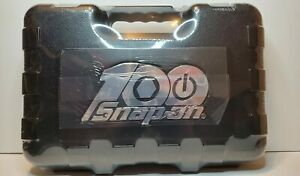 Snap On Tools100pc 1 4 Dr 100th Anniversary 1100tmpbbrx Sae Mm Service Set New