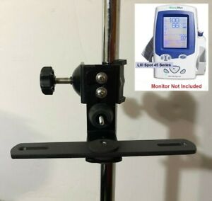 Welch Allyn Vital Signs Monitor Stand Pole Mount Clamp Spot Lxi 45nto Mto Oto