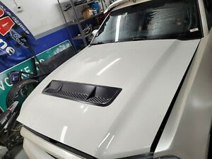 Oem Ford 2010 2014 Mustang Shelby Gt500 Hood New Take Off 2011 2012 2013 White
