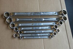Snap On Box End Wrench Set Of 7 Xv Series