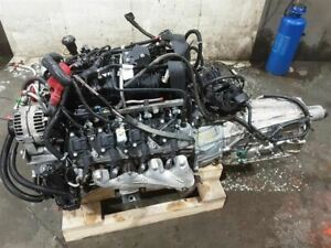 2011 2018 Chevy Silverado 2500 Lift Out Engine Transmission 6 0l Vin G 8th Digit
