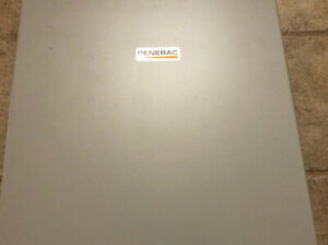 Generac 200 amp Service Rated Outdoor Manual Transfer Switch