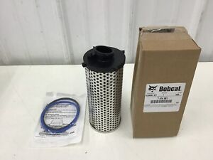 Bob Cat Hydraulic Oil Filter With O rings 7414581