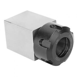 New Square Collet Er25 Block Chuck Holder For Cnc Lathe Engraving Machine