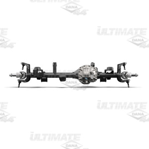 Dana Spicer Ultimate Dana 44 Advantek Axle Jeep Wrangler Jl Front 4 56 Ratio Eld