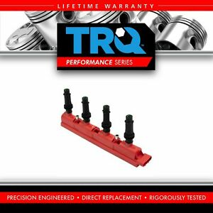 Trq Premium High Performance Engine Ignition Coil Pack For Buick Cadillac Chevy