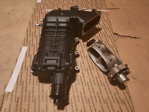 2007 2012 Ford Mustang Shelby Gt500 Supercharger 5 4l Eaton M122 Svt Cobra Oem