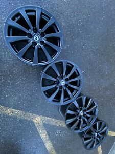 17 Lexus Is350 Is250 Is300 F Sport Trd 5x114 3 Oem Factory Stock Wheels Rims