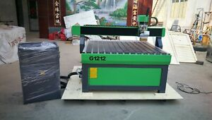 Middle Size Cnc Woodworking Advertising Design Work Machine G1212