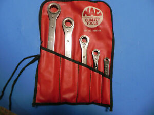 Mac Ratcheting Wrench Set No Rbw50k