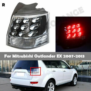 Right Side Rear Brake Light Tail Lamp Stop For Mitsubishi Outlander Ex 2007 2013