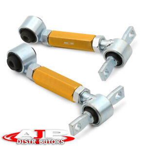 Gold Racing Suspension Adjustable Rear Camber Kit For 1988 2000 Civic Eg Ej Ek