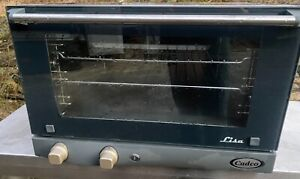 Cadco lisa Half size Electric Convection Oven 110 Volts With Plug Works Right
