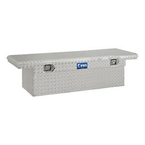 Uws Tbs 54 Lp Low Profile Series Single Lid Crossover Tool Box