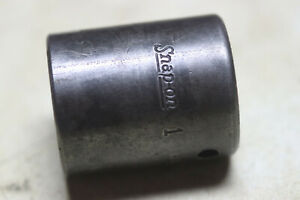 Snap On P 3201 2 1 2 Inch Drive 1 Inch 6 Point Impact Socket