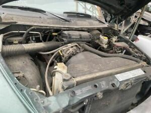 Power Brake Booster With P265 75r16 Tires Fits 00 01 Dodge 1500 Pickup 16753551