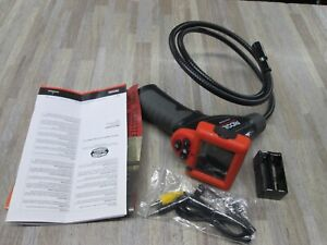 Ridgid Micro Ca 25 Digital Inspection Camera 4ft Cable New