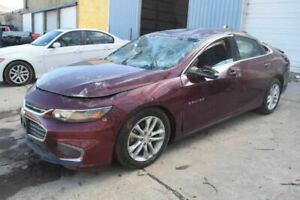 Ac Compressor Vin Z 4th Digit New Style Fits 16 Malibu 1080504