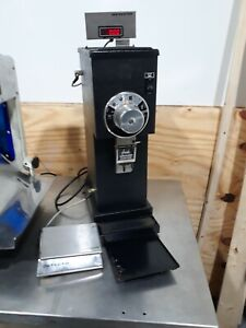 Bunn G1 Coffee Grinder With Integrated Scale System