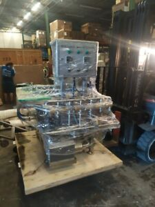 Beer Keg Washer Absolutely New Unpacked