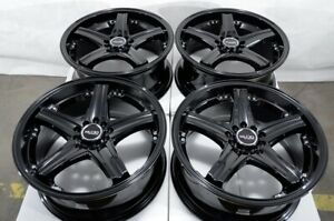 17 Wheels Fit Ford Mustang Accord Civic Subaru Crosstrek Outback Corolla Rims