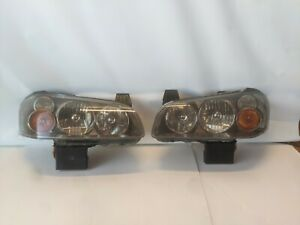 2002 2003 Nissan Maxima Xenon Oem Headlights Lh And Rh With Ballasts