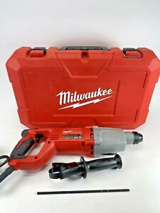 Milwaukee 5262 21 8 Amp Corded 1 In Sds D handle Rotary Hammer coded 2020