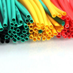 2 1 Heat Shrink Tubing Electrical Colorful 530pcs 1mm 14mm New Hot 2018 Durable
