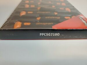 Snap On Tools 10pc Soft Grip Punch And Chisel Set Ppcsg710o New Sealed Orange
