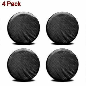 Us 4 Set Wheel Tire Covers For Rv Trailer Camper Motor Truck 26 27 Protector