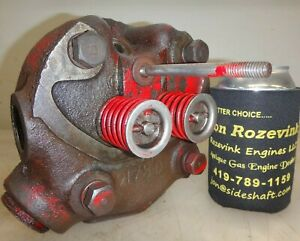 Head W valves 3hp To 5hp Ihc Lb Old Gas Engine Very Nice Part No 9178 d