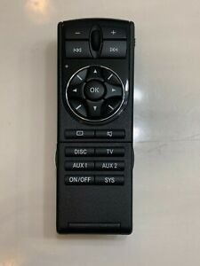 2006 2007 2008 Mercedes Ml Gl R G Class Dvd Entertainment Remote Control Oem