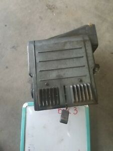 Fj40 Front Heater Box Assembly 1973 Toyota Land Cruiser